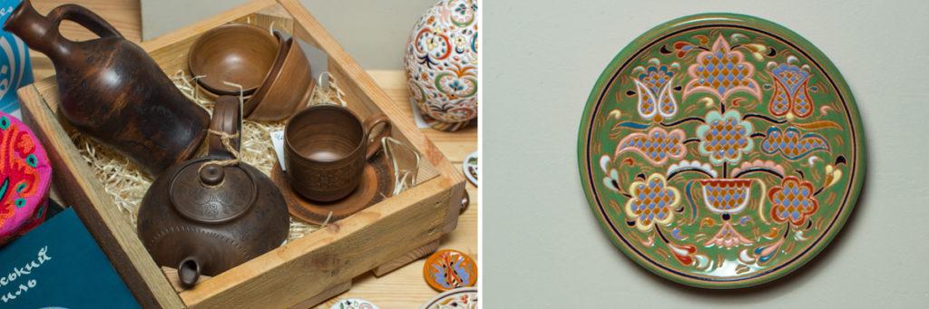 Кримськотатарська кераміка