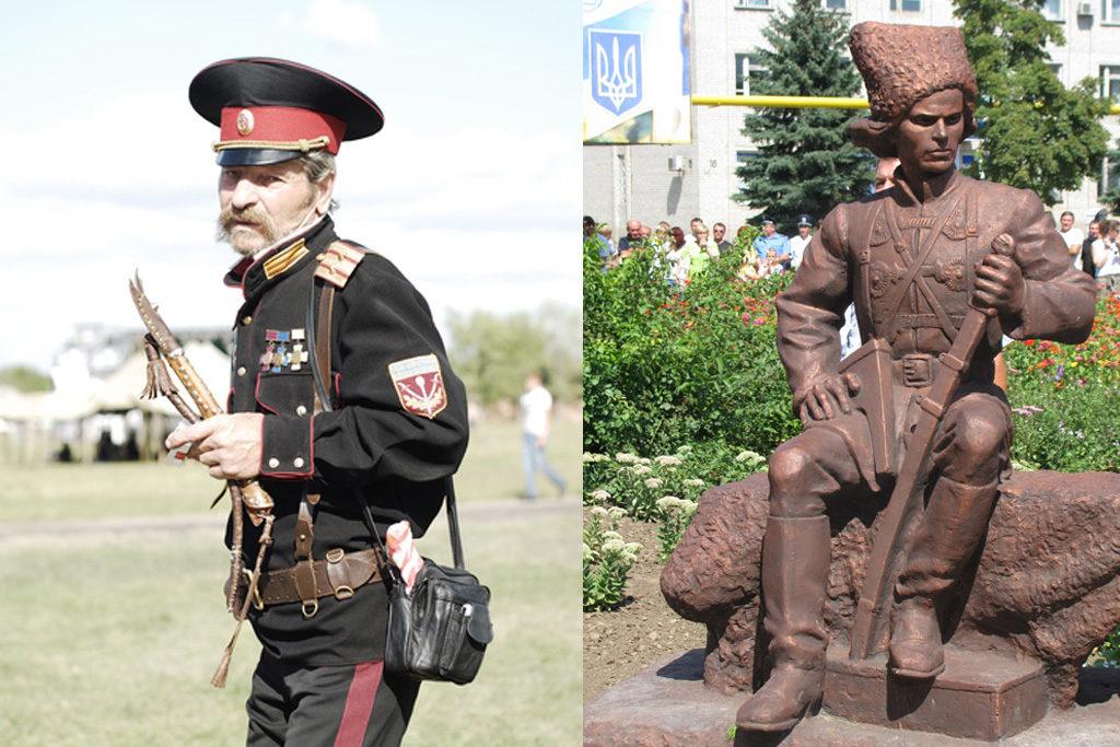"""IV літературно-музичний андерграундовий фестиваль """"День незалежності з Махном"""". 2009 рік. Фото - ostbar.com.ua"""